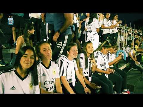 #SelecciónFemenina Así se vivió la concentración de la Sub 17