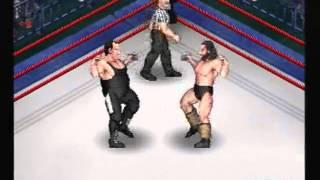 7/29/13 Gorilla Monsoon vs Bruiser Brody All-Time Fire Pro Wrestling Singles Match
