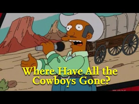 Where Have All the Cowboys Gone