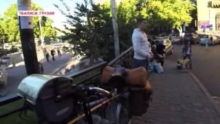 Чеченцы на  велосипедах поехали с Грозного до Грузии 700 километров