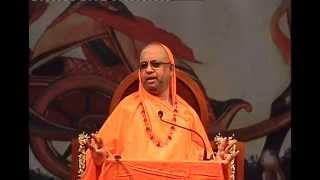 Pujyasri Swami Omkarananda | Kaivalyanavanitham | Santhekam Telidal Padalam | 2015 - Day 5