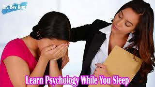 Learn Psychology While You Sleep - Methods of Assessments: The Clinical Interview