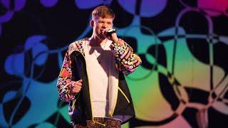 Herman Silow sjunger I wanna be your lover av Prince i Idols kvalvecka 2020 - Idol Sverige (TV4)