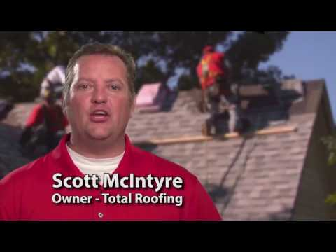 Total Roofing - Damaged Roofs