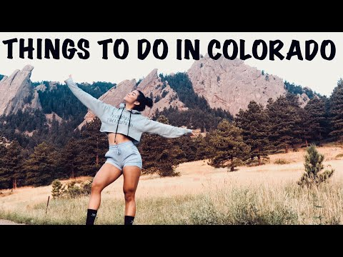 THE BEST THINGS TO DO IN COLORADO