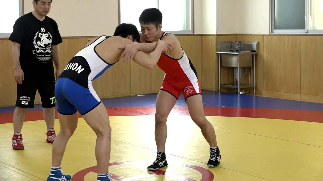 レスリング - Wrestling - JapaneseClass.jp
