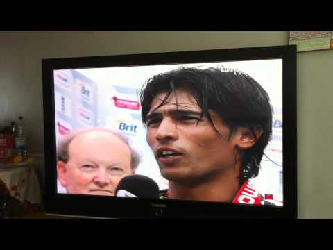 Mohammad Amir Man-Of-The-Match Interview