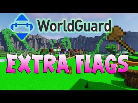World Guard Extra Flags Plugin