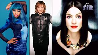 M4d0nn4 vs. David Guetta feat. Nicki Minaj - D13 4n0th3r D4y (Turn Me On) (S.I.R. Remix) | Mashup