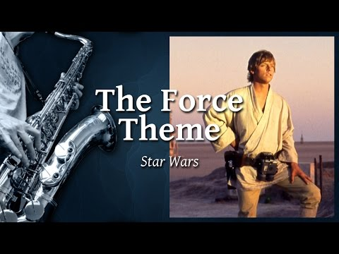 The Force Theme - Star Wars (Sax cover)