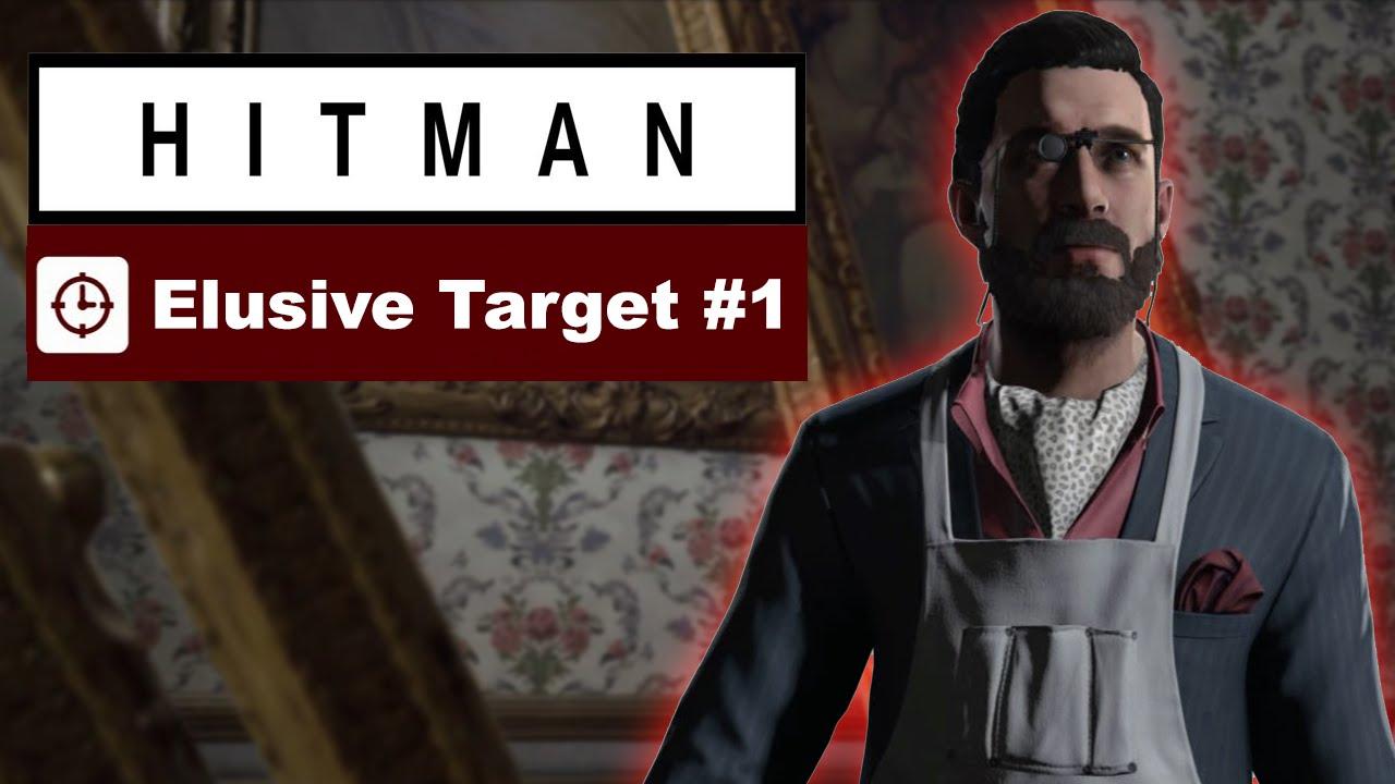 Download Hitman | Elusive Target 01 - Sergei Larin, The Forger