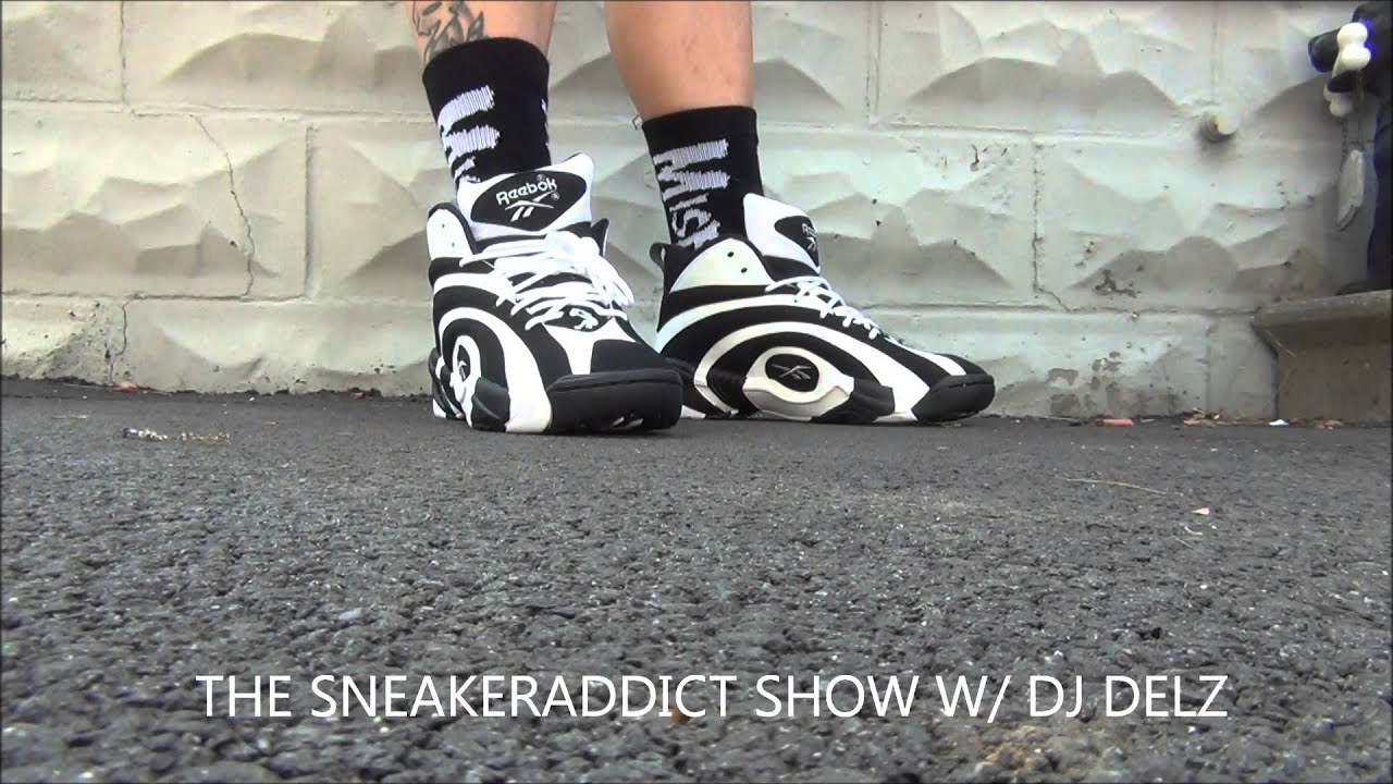 Reebok Shaqnosis Shoe Review + On Feet With  DjDelz Dj Delz - YouTube 0103e0dd2