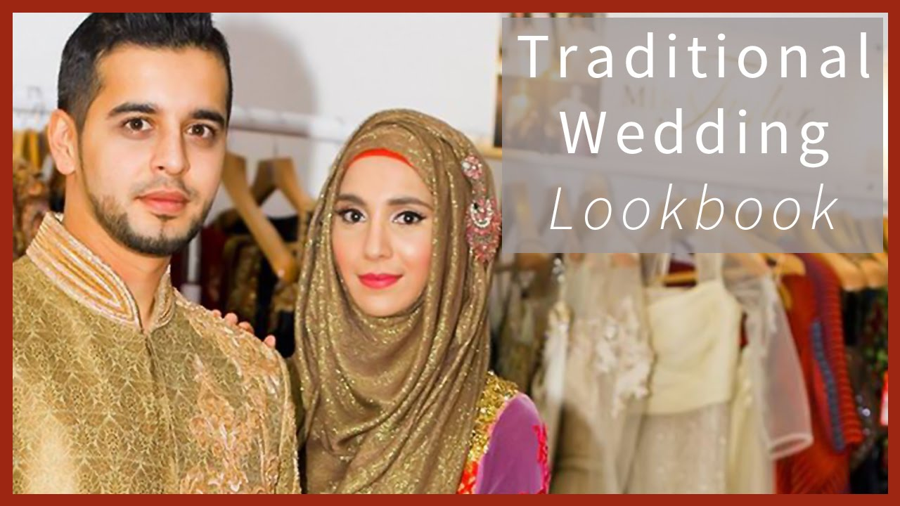 Wedding Lookbook For Indian Pakistani Arab Brides Amena
