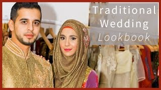 WEDDING LOOKBOOK FOR INDIAN PAKISTANI ARAB BRIDES | Amena