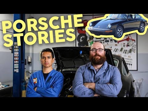 Should I Buy A Porsche 911? Interview With Two Auto Journalists!