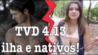 """TVD - 4x13 """"Into The Wild"""" - Videocast Halo Desfocado - Fernanda Schein"""