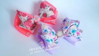 DIY Laço Amoroso – Easy tie – lazo fácil