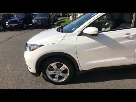 Used 2016 Honda HR-V EX-L w/Navi Springfield, Arlington, Woodbridge, Alexandria, Fairfax