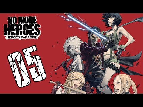 [FR] #5 Let's play No More Heroes: Heroes' Paradise - ???