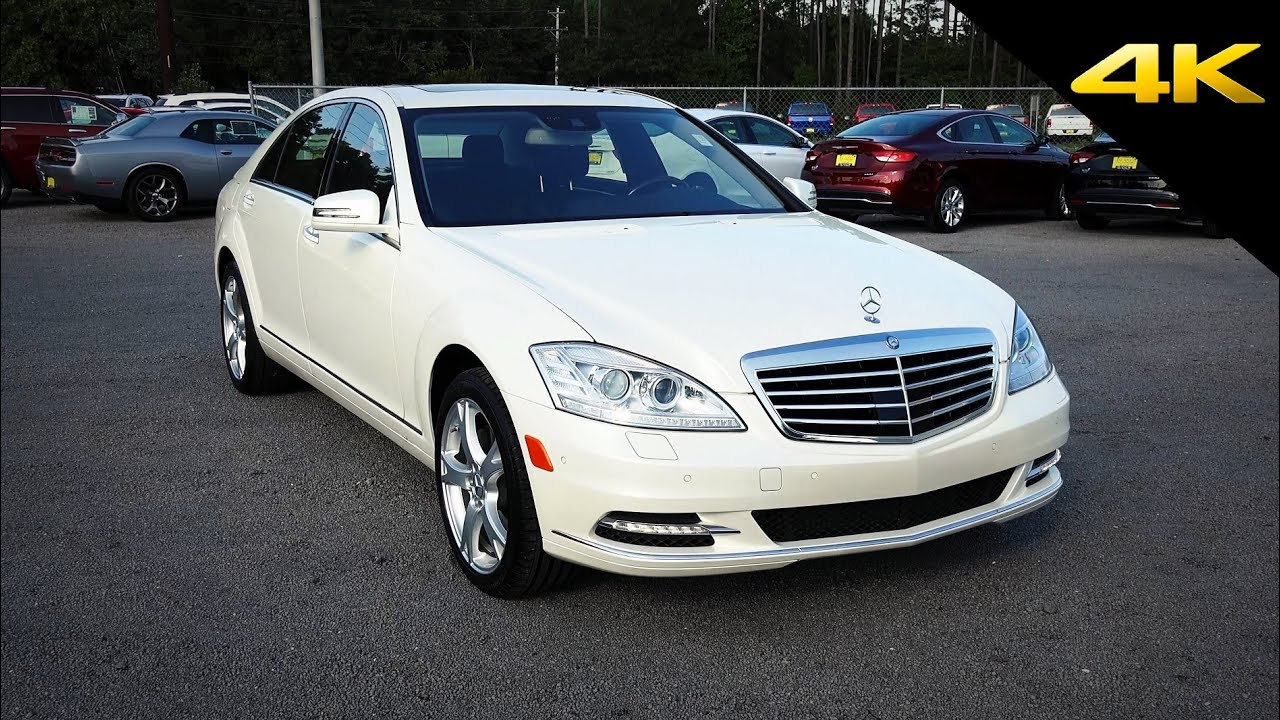 2013 mercedes benz s class s550 ultimate in depth look for Mercedes benz 2013 s550