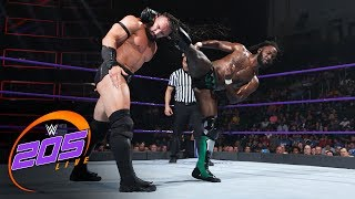 Neville vs. Rich Swann: WWE 205 Live, June 20, 2017
