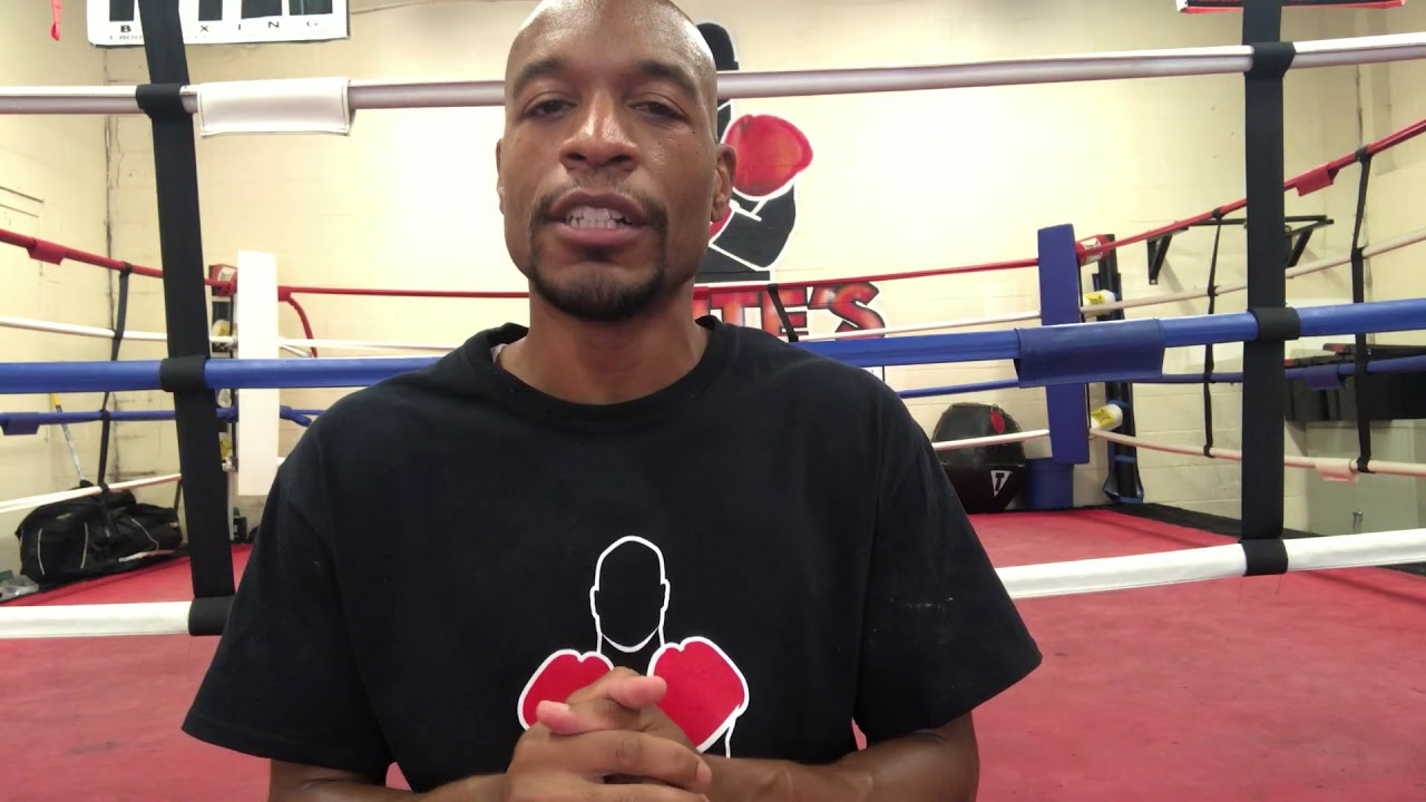 Hand wrapping tutorial video from Donté from Donte's Boxing Gym