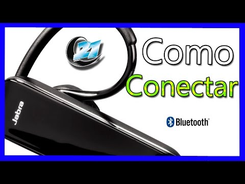 Como conectar el Bluetooth.