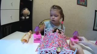 видео Кровать детская Барби - мебельная фабрика StArt furniture