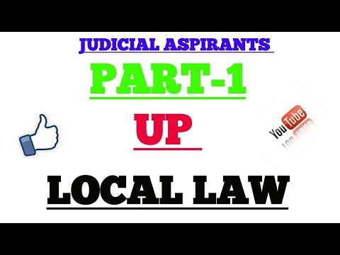 #MSWATCHUPLOCALLAWS UP Local Laws Urban Buildings|Part -1|Regulating of letting Rent & Eviction.