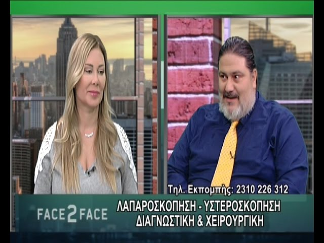 FACE TO FACE TV SHOW 337