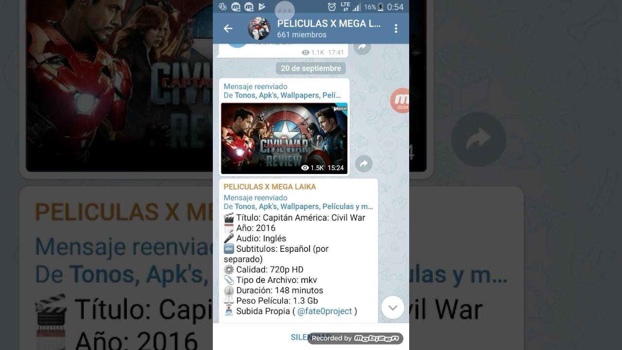Como descargar y ver videos de telegram al mismo tiempo