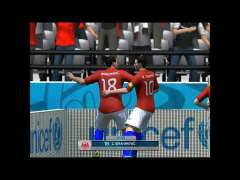 Alt Confederations Cup Semi-final CAF vs UEFA Northern (FIFA 14 sim)