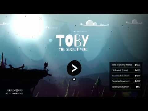 Toby The Secret Mine  100% Walkthrough