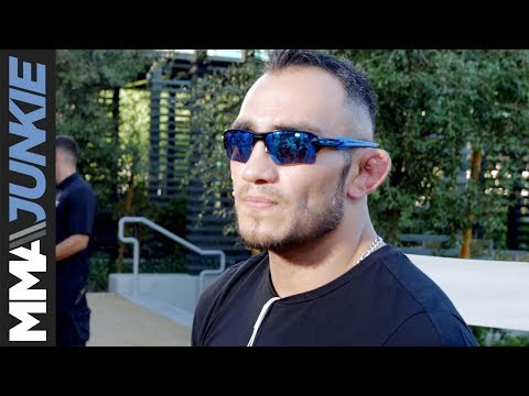 Tony Ferguson: 'Nobody can say I haven't earned' title shot