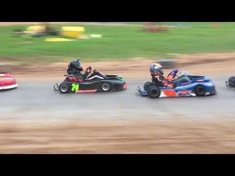 2017 NYDKS Starlite Speedway JR Blue PRO CLASS