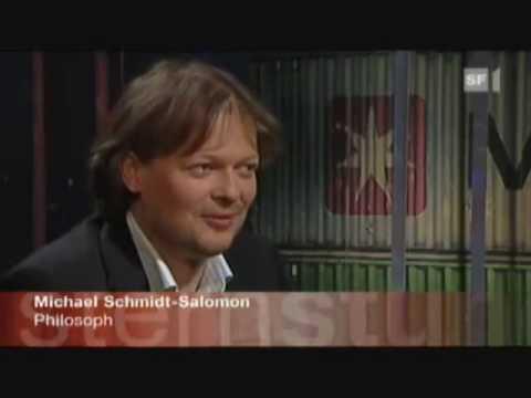 Michael Schmidt-Salomon Interview (Part 1/6)