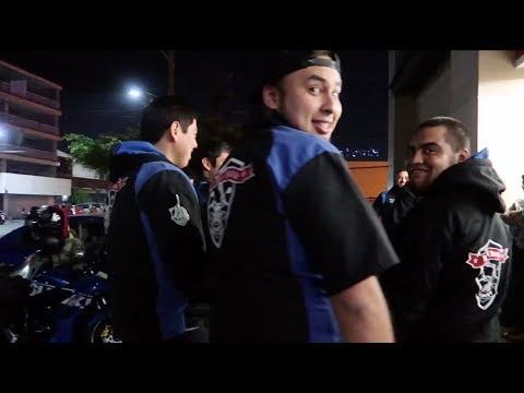 ¡Por eso no debes estar en un club de motos! | Víctor González