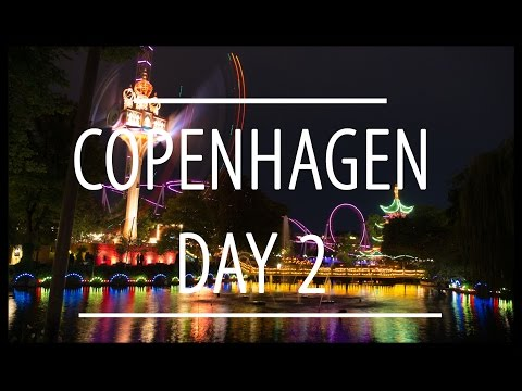 Tivoli Gardens, Nyhavn & THAT Little Mermaid - Day 2 - Copenhagen Travel Vlog || PartTimeWanderlust