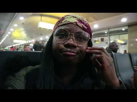 FOLLOW ME TO AFRICA/ NIGERIA VLOG 2018.