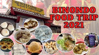Binondo Food Trip 2021    Binondo Food Crawl   Manila Chinatown   Chinese New Year 2021   Price List