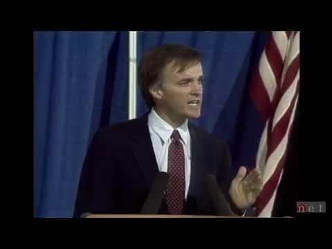 Karnes vs. Kerrey Senate Debate - Ron Hull Remembers