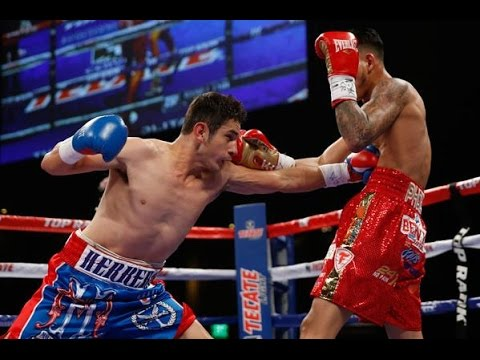 Mauricio Herrera vs Jose Benavidez ROBBERY! Herrera robbed again  Post Fight