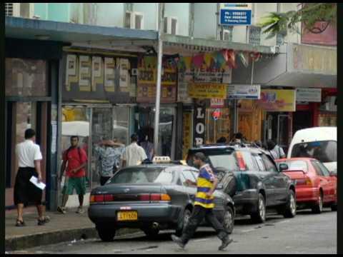 Fiji's Bobby Darling's Loan Application Prank