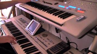 Phil Collins - Another Day in Paradise COVER Tyros 4 - PA2x