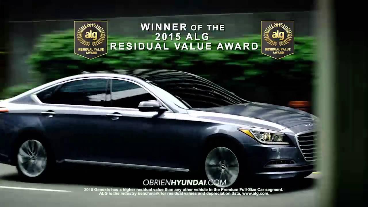Ou0027Brien Hyundai Of Fort Myers   2015 Genesis Comparison
