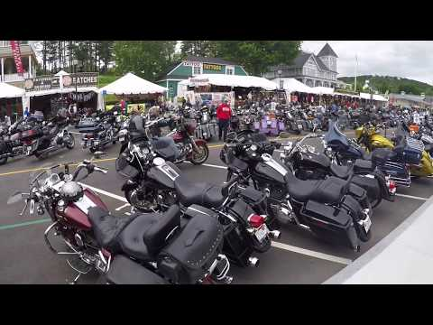 Laconia Motorcycle Week 2018 - Weirs Beach, NH