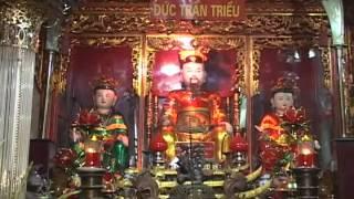 Đồng thầy Thanh Tâm - Lào Cai - Hầu giá Trần Triều