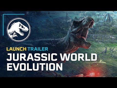 Jurassic World Evolution Official Game Trailer | Jurassic World