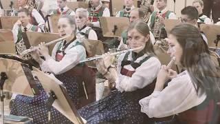 "Viva la Vida [Coldplay] - Musikkapelle Matrei-Mühlbachl-Pfons ""Tirol den Marsch blasen"""