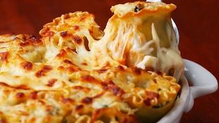Spinach-Artichoke Lasagna Roll-Ups